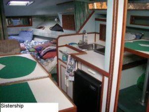 Sistership - Cabin