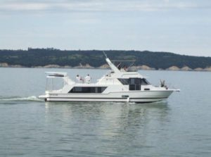 52' Harbor Master Coastal 520