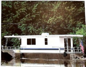 34-Houseboat-Rivertime at Yacht Brokers Inc. Afton, MN